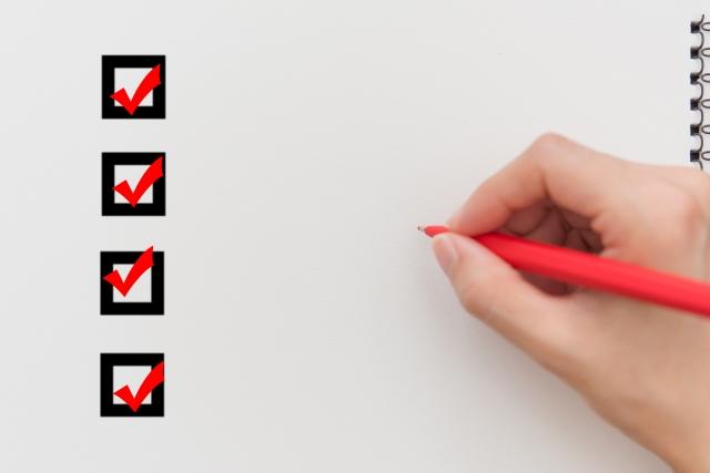 失業認定に必要な失業認定申告書の書き方