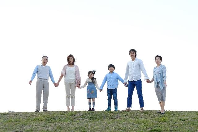親(家族)の扶養