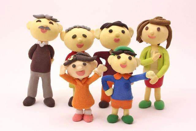 家族の健康保険の被扶養者